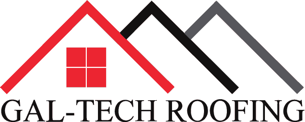 Gal-Tech Roofing Logo
