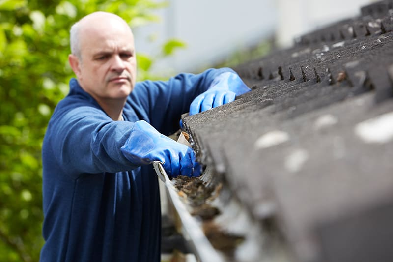 Gutter cleaning and maintenance Granbury, TX
