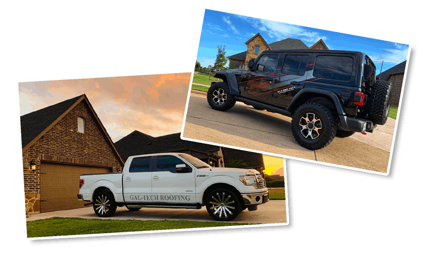 Gal-Tech Roofing in Granbury Texas