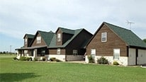 Metal roofing in Granbury Texas