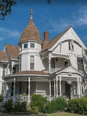 Historical Home Roof Repair
